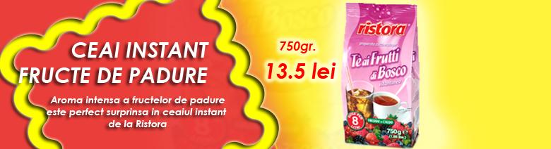 CEAI INSTANT FRUCTE DE PADURE RISTORA 0,75 KG