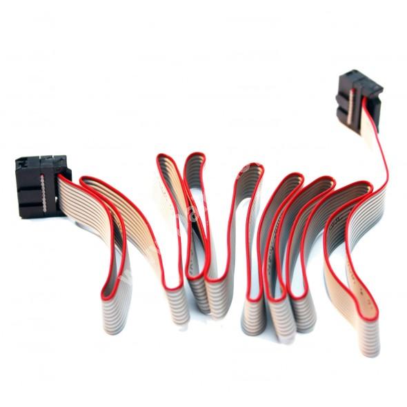 Cablu jetoniera lung 12V