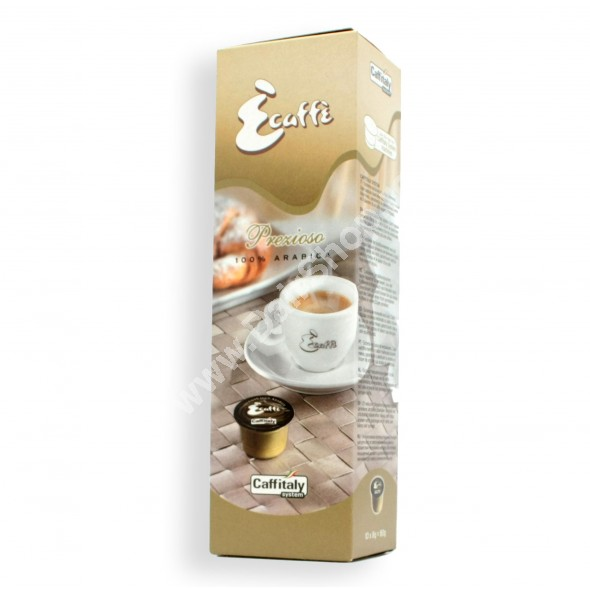 Capsule cafea Caffitaly E`caffe PREZIOSO 100% Arabica