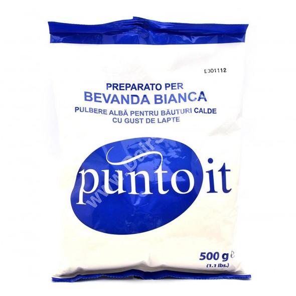 Pulbere alba Punto It Eco pentru bauturi calde