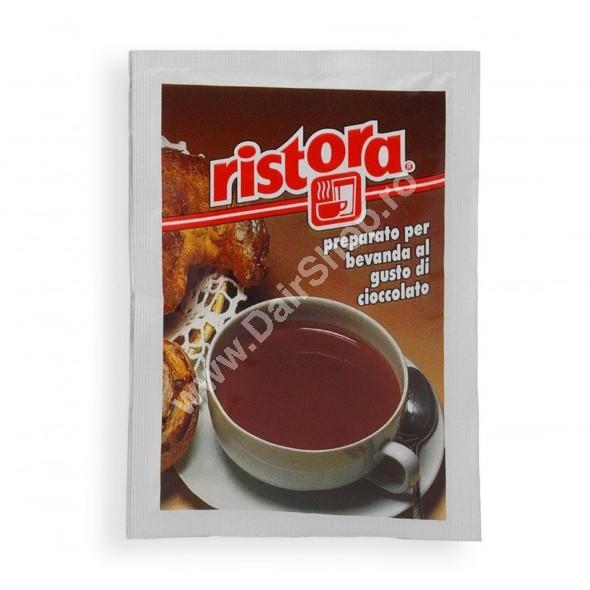 Ciocolata calda instant Ristora plic