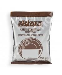 Cafea instant Ristora decofeinizata