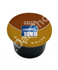 Capsule Lavazza Blue Espresso Caffe Crema Dolce