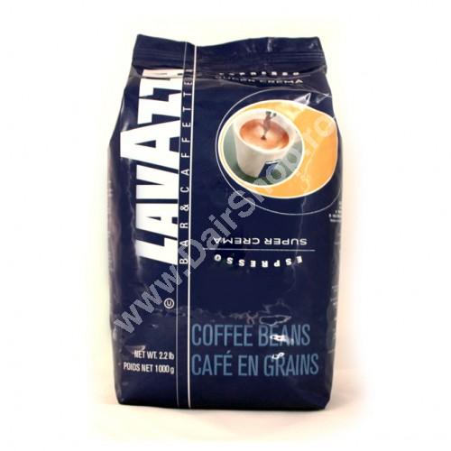 Cafea Lavazza Supercrema