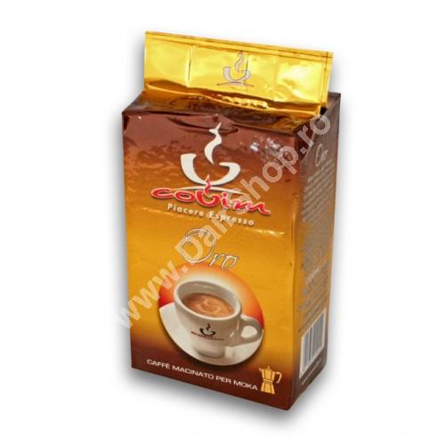 Cafea macinata Covim Oro 250 gr