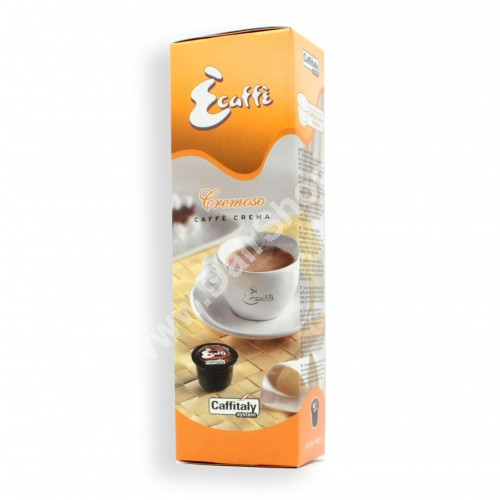 Capsule cafea Caffitaly E`caffe CREMOSSO