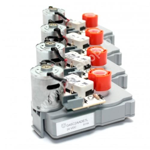 Kit motoare pentru spirale distribuitor bauturi reci NECTA (1)