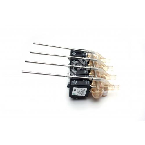 Grup 4 electrovalve solubil Spazio NECTA (1)