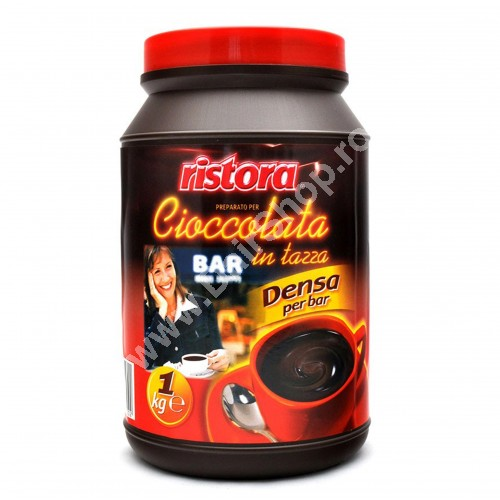 Ciocolata densa instant Ristora borcan