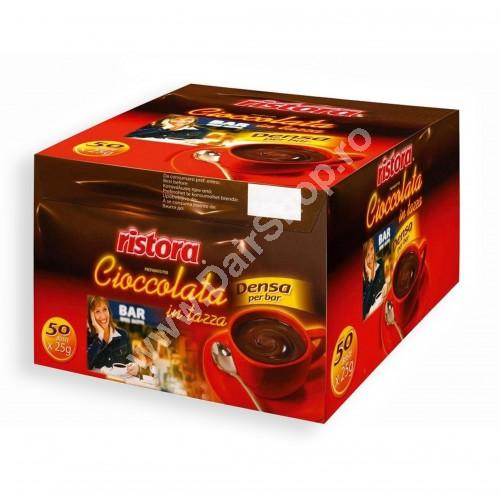 Ciocolata densa instant Ristora bar
