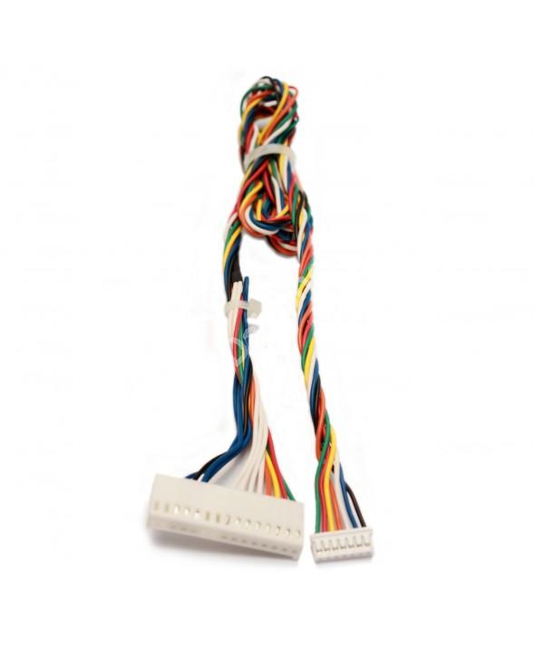 Cablu de legatura intre cititor NV/BV si Eurokey