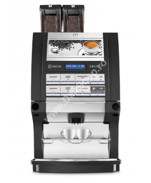 Automat cafea si bauturi calde KOBALTO CAPPUCCINO 2ES+2IN Necta
