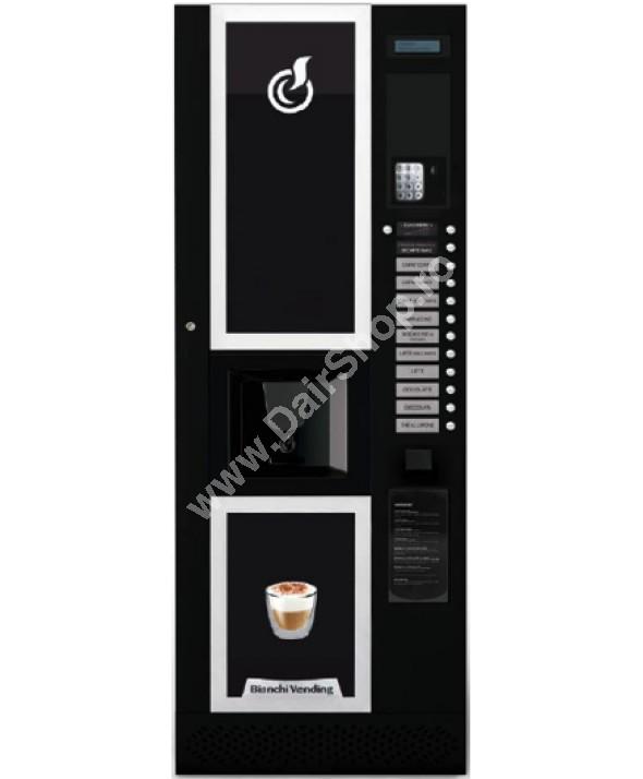 Automat cafea si bauturi calde LEI 400 E4S MC Bianchi Vending
