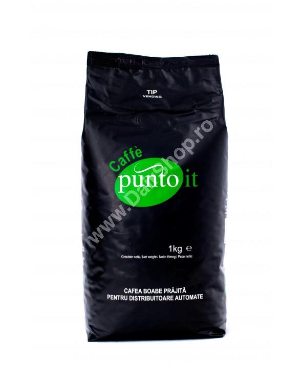 Cafea boabe prajita Punto It Verde  1Kg