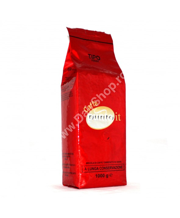 Cafea Punto It Rosso DA 1Kg