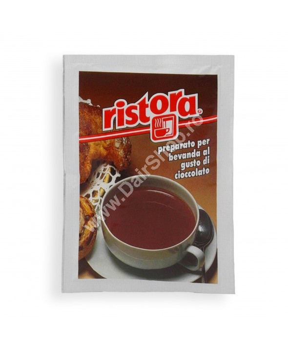 Ciocolata calda instant Ristora 50 plicuri x 20gr