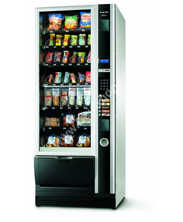 Distribuitor automat bauturi reci si snacks SNAKKY MAX FOOD HE 7-38 Necta