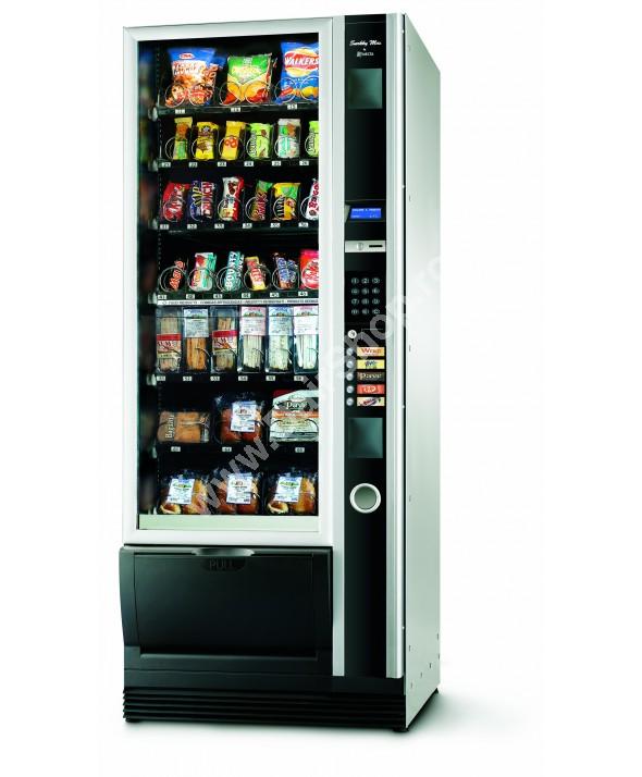Distribuitor automat bauturi reci si snacks SNAKKY MAX HE 7-36 Necta