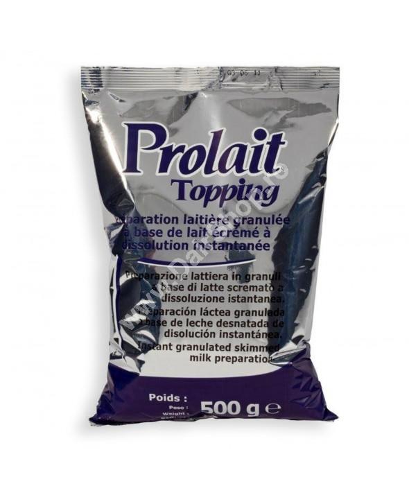 Topping Prolait Blue granulat pentru bauturi calde 500gr