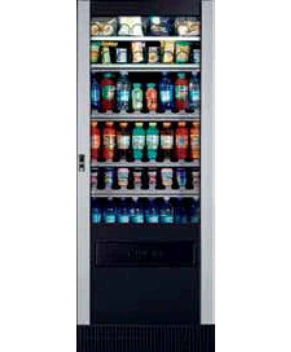 Distribuitor automat bauturi reci si snacks BVM 676 SLAVE COMBI Bianchi Vending