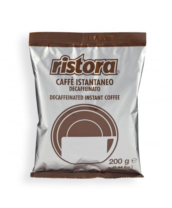 Cafea instant Ristora decofeinizata 200gr