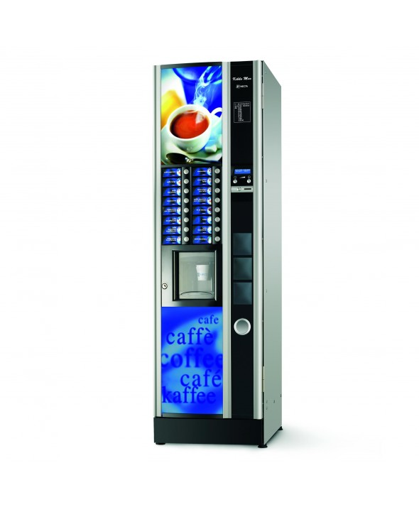 Automat cafea si bauturi calde KIKKO MAX Necta