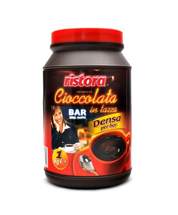 Ciocolata densa instant Ristora borcan 1Kg