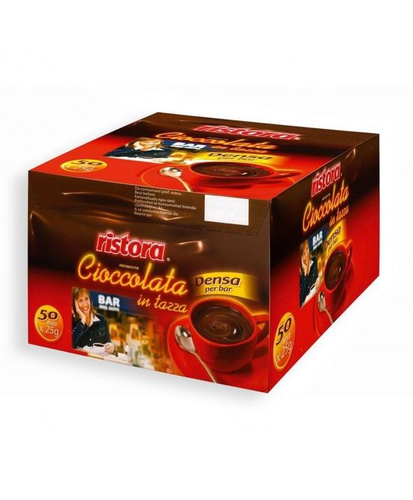 Ciocolata densa instant Ristora bar 50 plicuri x 25g