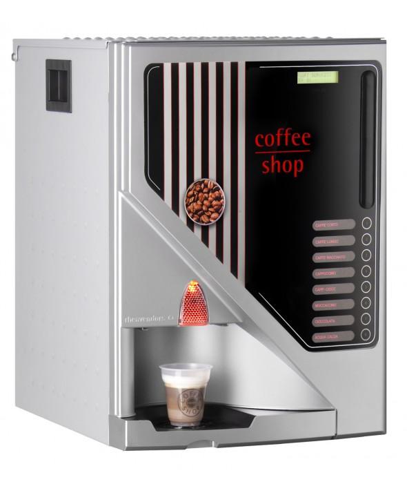 Distribuitor cafea si bauturi calde semiautomat XS I3 A2 RHEA VENDORS